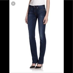 7 For All Mankind Kimmie Straight Leg